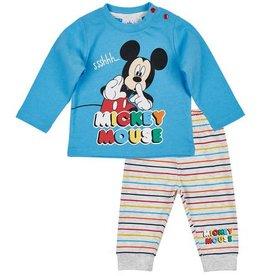 Disney Mickey Pyjama blauw