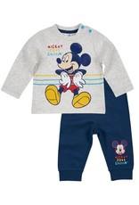 Disney Mickey Pyjama GRIJS