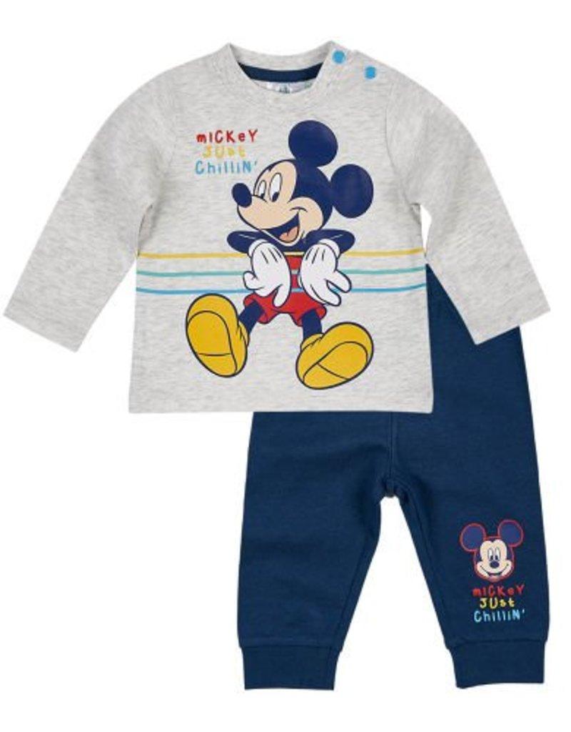 Pyjama Disney Mickey GRIS