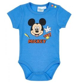 Disney Mickey Body BLAUW