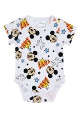 Disney Mickey Corps BLANC