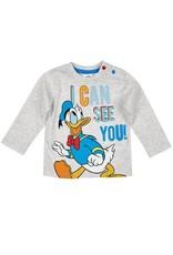 Disney Donald Duck T-Shirt GRAY