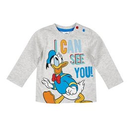 Disney  Donald Duck T-Shirt GRIJS