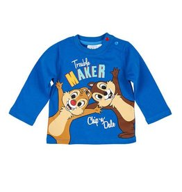 Disney Nibble and Lung T-shirt BLEU