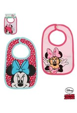 Disney Minnie Slabbetjes ROOS