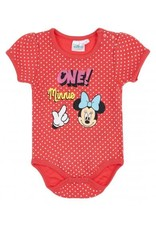 Disney Minnie Body ORANJE/ROOS