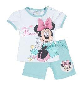 Disney Minnie T-Shirt, Broek BLAUW