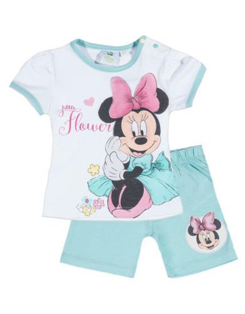 Disney Minnie T-shirt, pantalon bleu