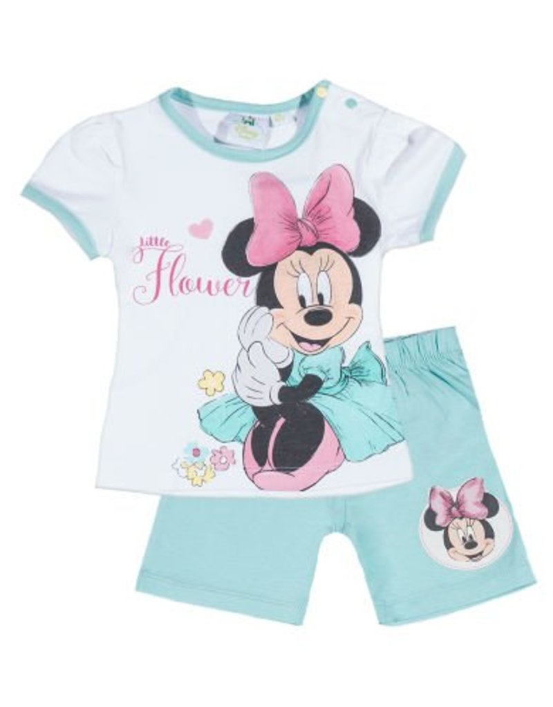 Disney Minnie T-Shirt, Pants BLUE