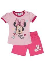 Disney Minnie T-Shirt, Broek ROOS