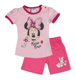 Disney Minnie T-shirt, pantalon ROSE