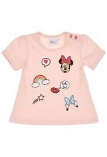 Disney Minnie T-shirt SAUMON