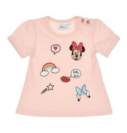 Disney Minnie T-shirt SALMON