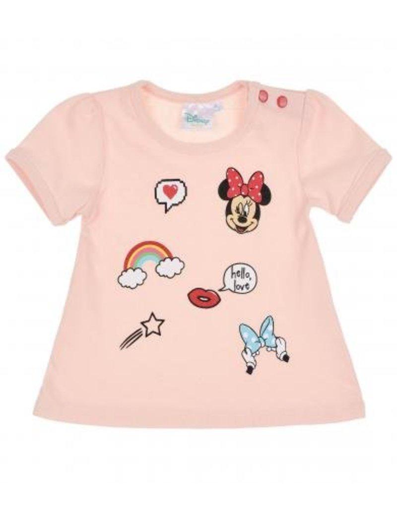 Disney Minnie T-shirt SALMON