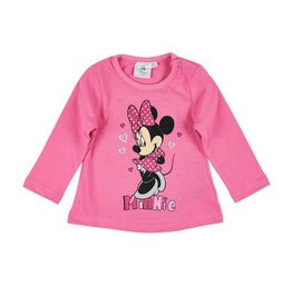 Disney Minnie T-shirt  ROSE