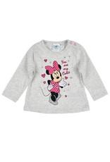 Disney Minnie T-shirt GRIJS