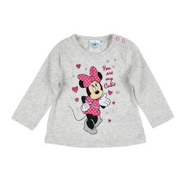Disney Minnie T-shirt GRIJS