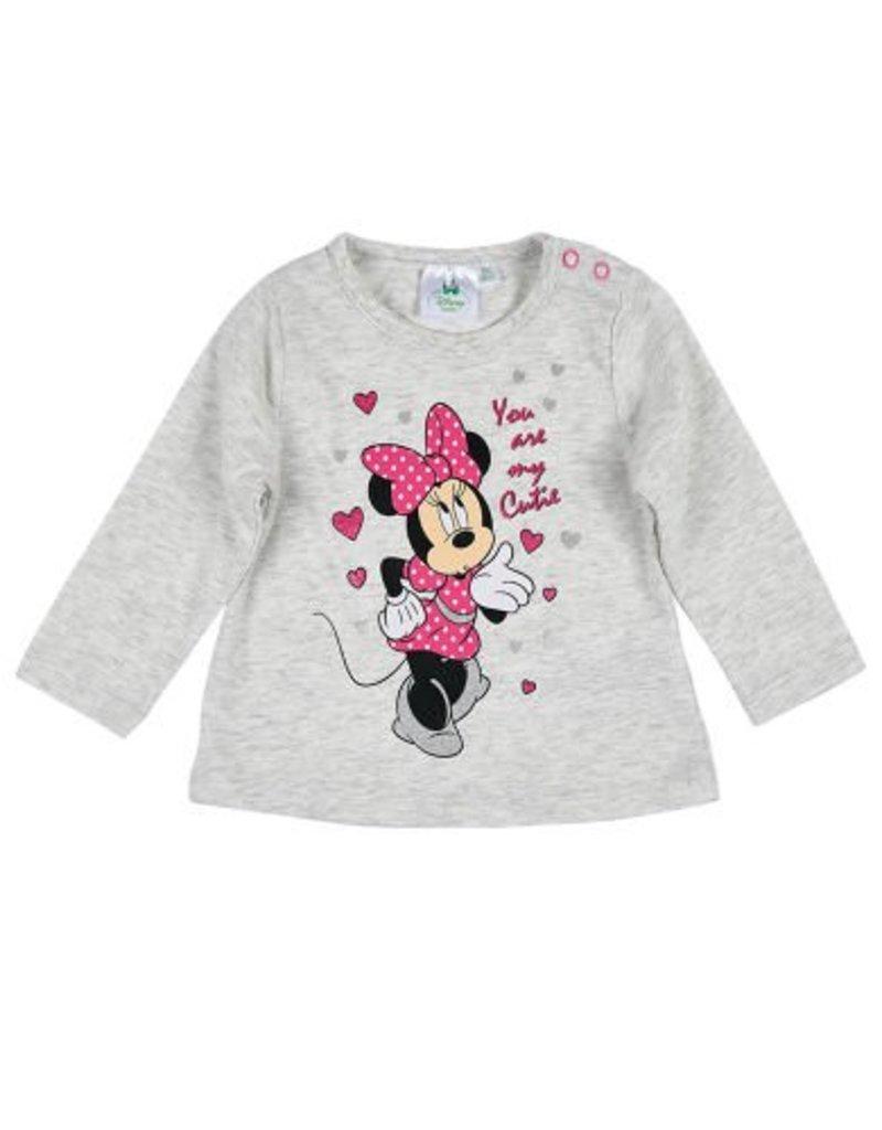 Disney Minnie T-shirt GRIS