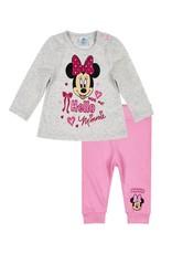 Disney Mickey Pajamas GRAY