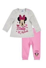 Disney Minnie Pyjama GRIS