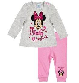 Disney Minnie Pajamas GREY