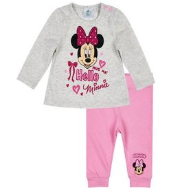 Disney Minnie Pyjama GRIJS
