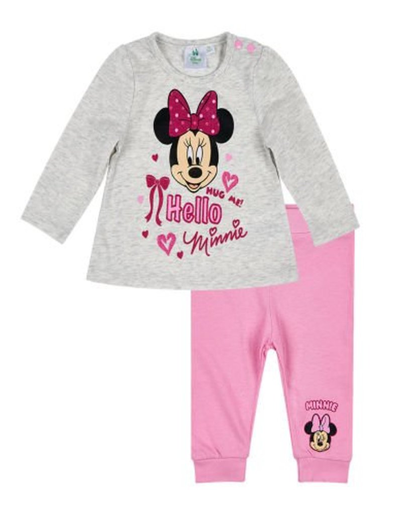 Disney Mickey Pajamas GRAY - Babystock 99073ba69