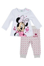 Disney Mickey Pajamas WHITE