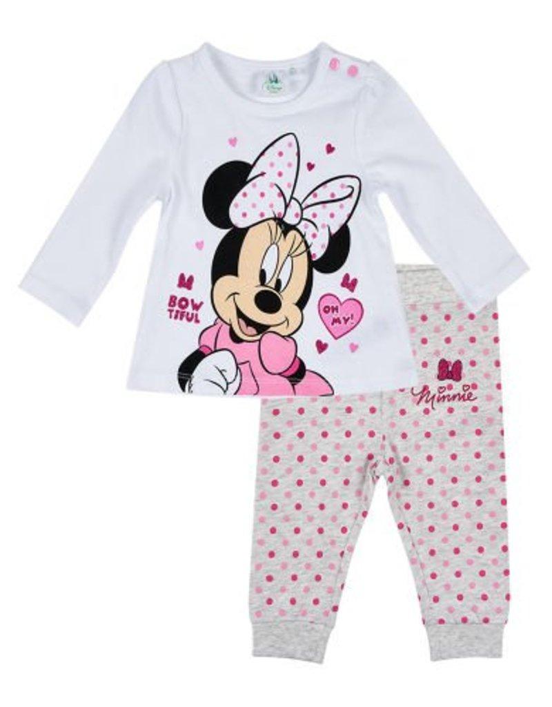 Disney Minnie Pyjama BLANC