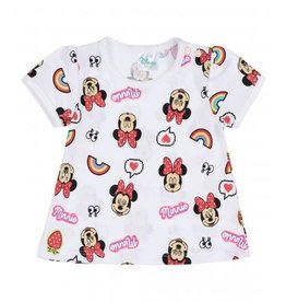 Disney Minnie T-shirt  BLANC