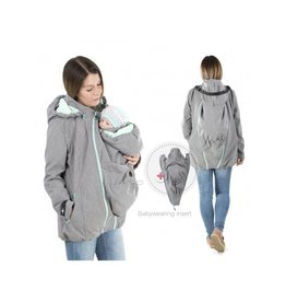 3in1 Allweather Softshell -Enigma Grey