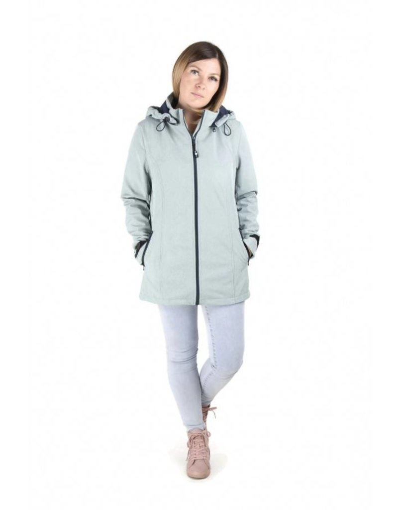 3in1 Allweather Softshell - Enigma Dust Mint