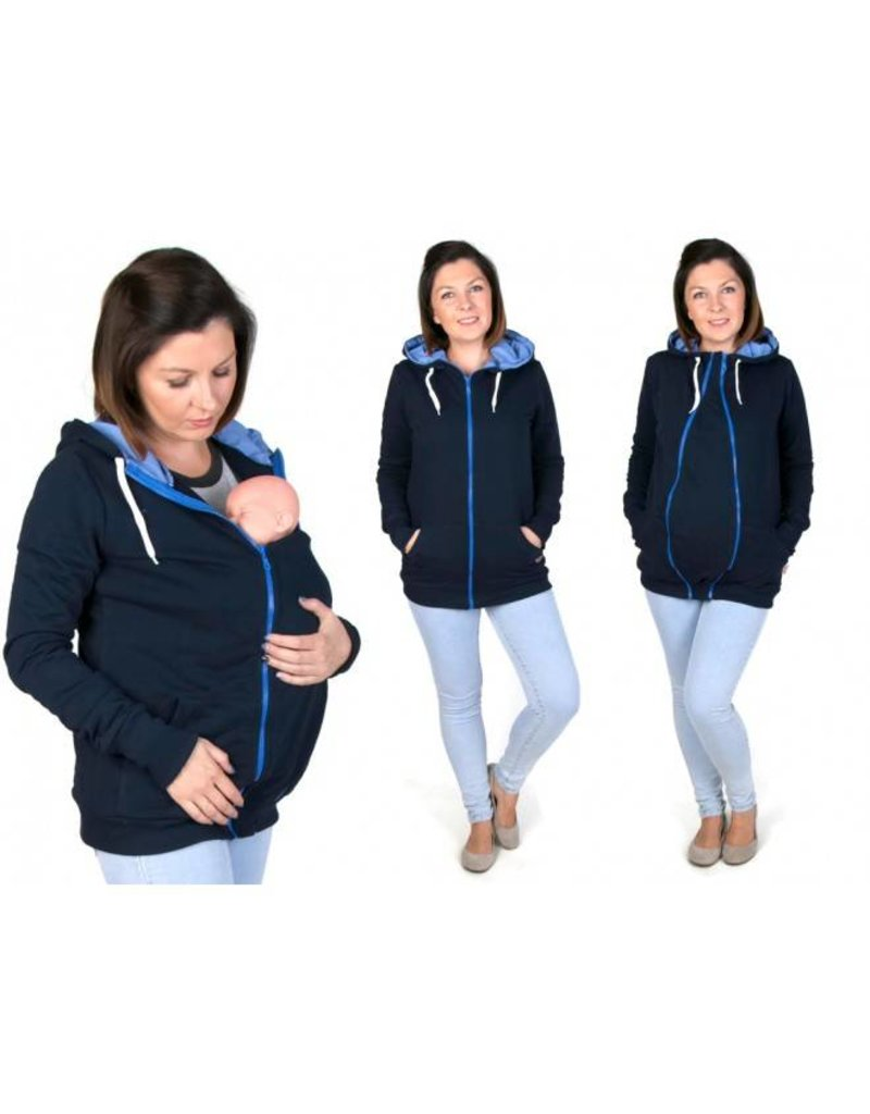 SOFIA sweater - Navy Blue