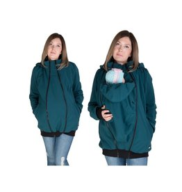 3in1 Allweather Softshell - Petrol