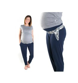 Maternity Trouser Navy