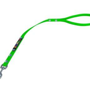 BUMAS korthouder neon groen