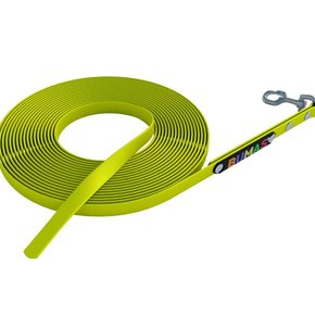 BUMAS tracking leash neon yellow