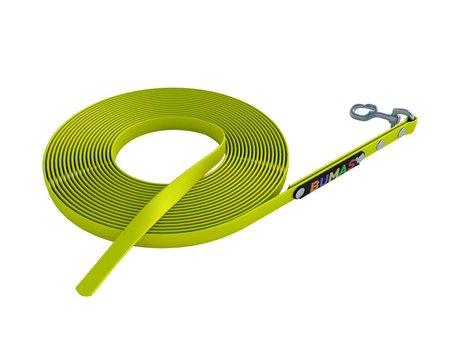 BUMAS - das Original. BUMAS tracking leash neon yellow