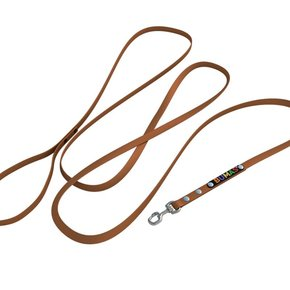 BUMAS leash light brown