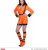 Oranje pak astronaut Nederlands elftal
