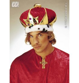 Toppers-accessoires: Koningskroon Willem