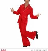 Rood Toppers kostuum