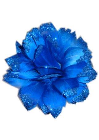 Bloem blauw