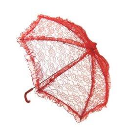 Paraplu rood klein