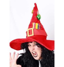 Heksenhoed rood