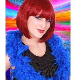Boa brandveilig blauw populaire 180cm
