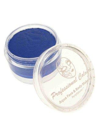 Aqua schmink blauw 18 gram