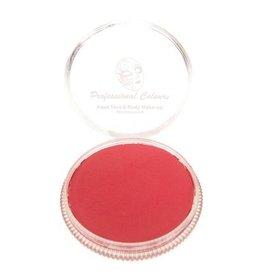 Aqua schmink pastel rood 30 gram