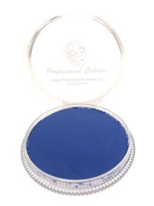 Aqua schmink blauw 30 gram