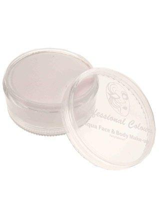 Aquaschmink wit 90 gram